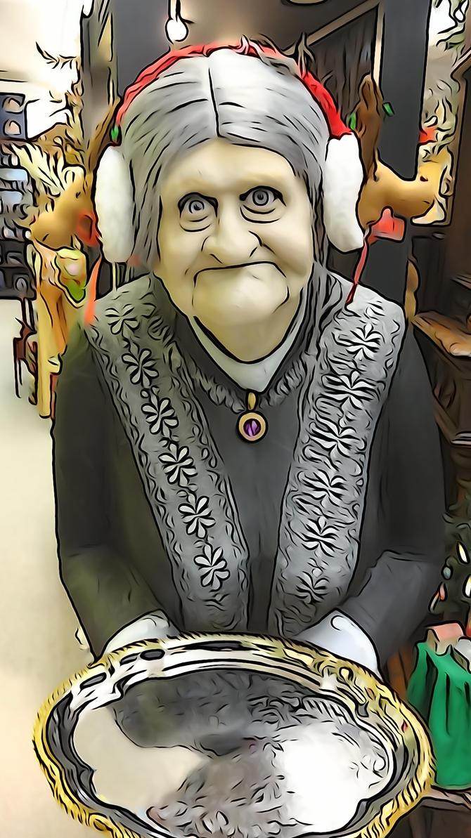 Christmas Stock 14 by Ox3ArtStock