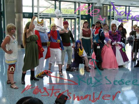 Anime Expo Zelda Gathering