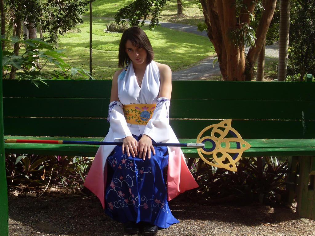 Yuna cosplay pic 2 by mandyblue