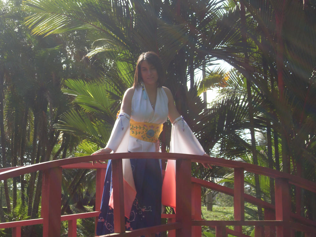 Yuna cosplay pic 3 by mandyblue