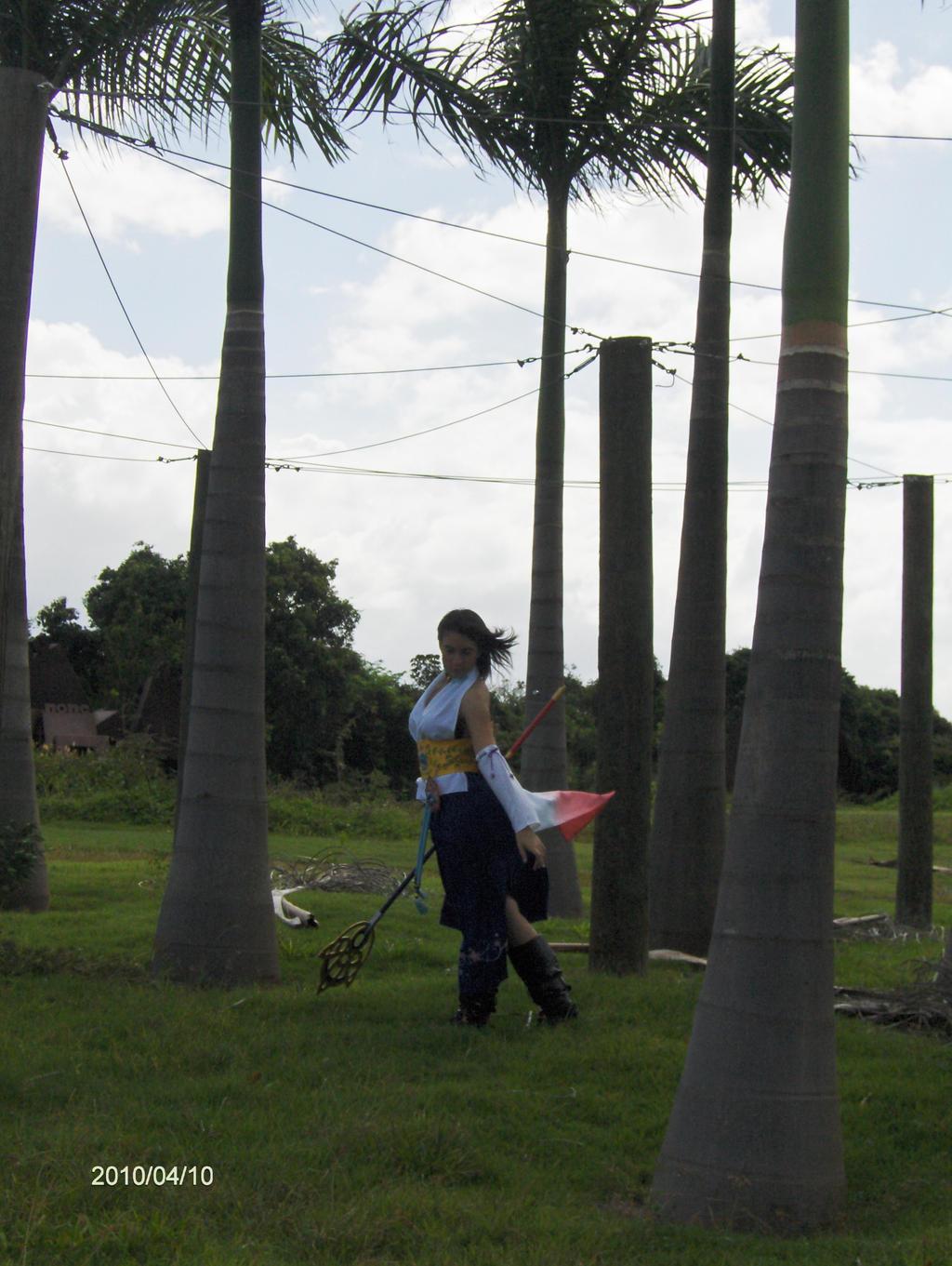 Yuna cosplay pic 5 by mandyblue
