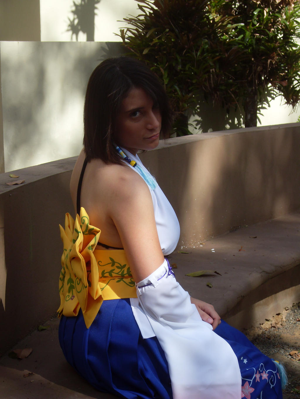Yuna cosplay pic 8 by mandyblue