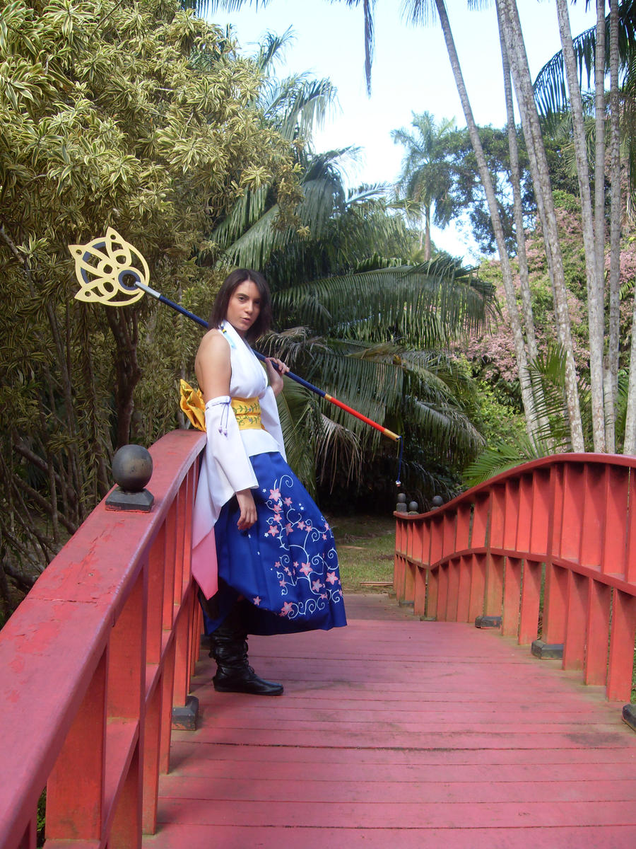 Yuna cosplay pic 10 by mandyblue