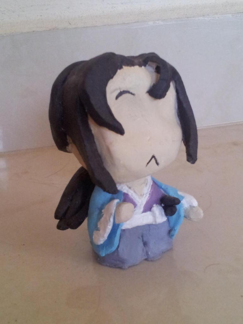 Toshizo Hijikata by mandyblue