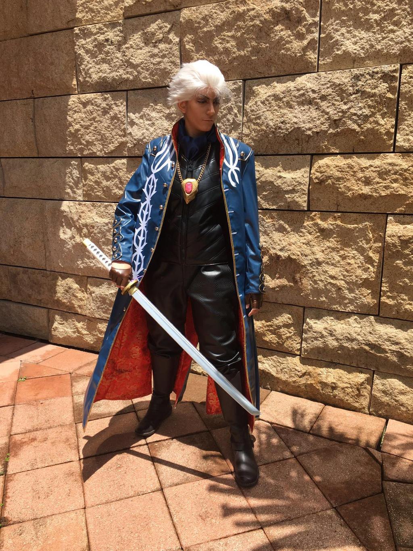 Vergil cosplay by mandyblue