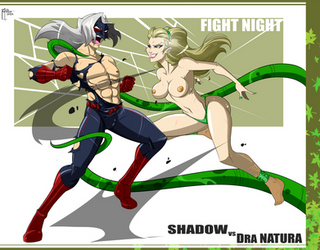 Shadow VS Natura topless By GREAT-DUDE by Cityhunter77