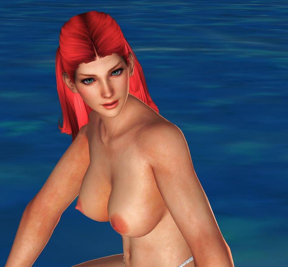 Justicia Roja haciendo surf By Toshiiekyoko by Cityhunter77