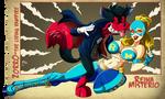 Reina Misterio vs Conde Zorro By GREAT-DUDE by Cityhunter77