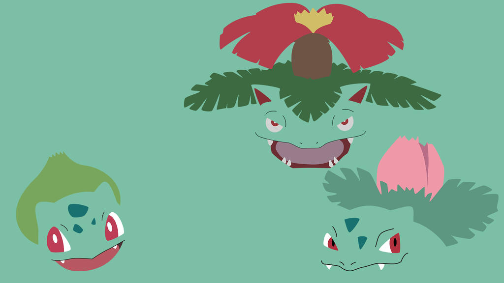 bulbasaur evolution wallpaper images - photo #27