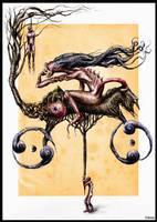 Mortzen's Witch by Mesozord
