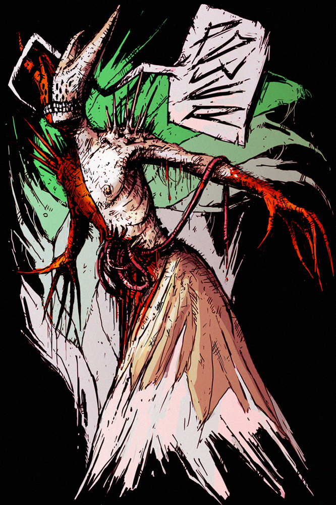 Demonic Power by Mesozord