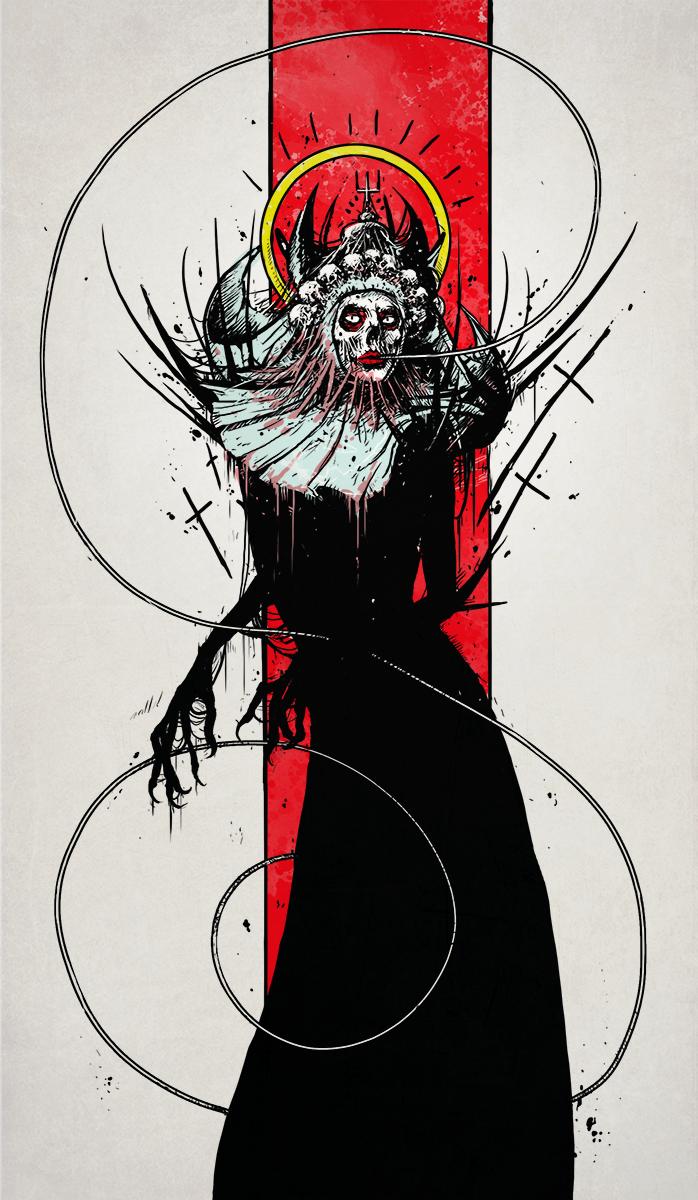 Nun by Mesozord