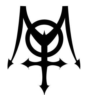 Mello's unpronounceable symbol