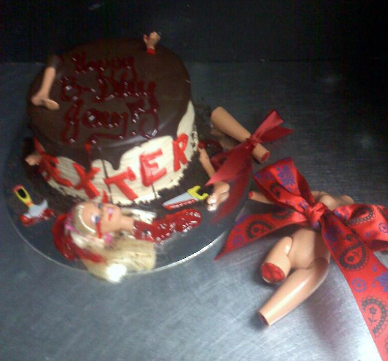 Dexter Cake by Saya1984