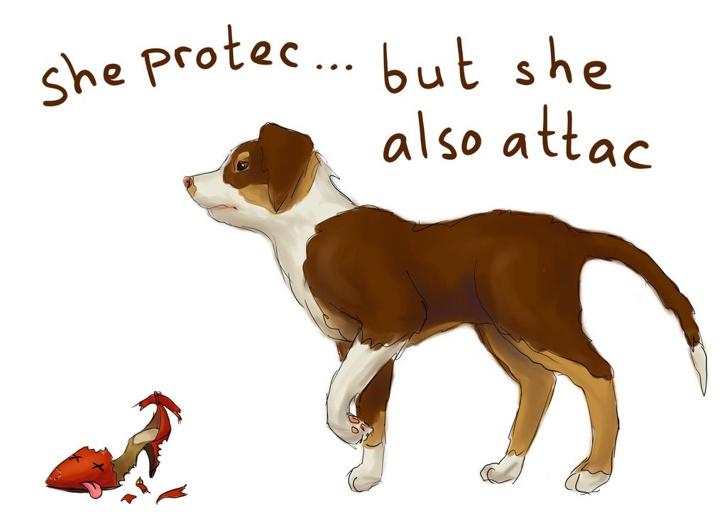 She protec... by Saya1984