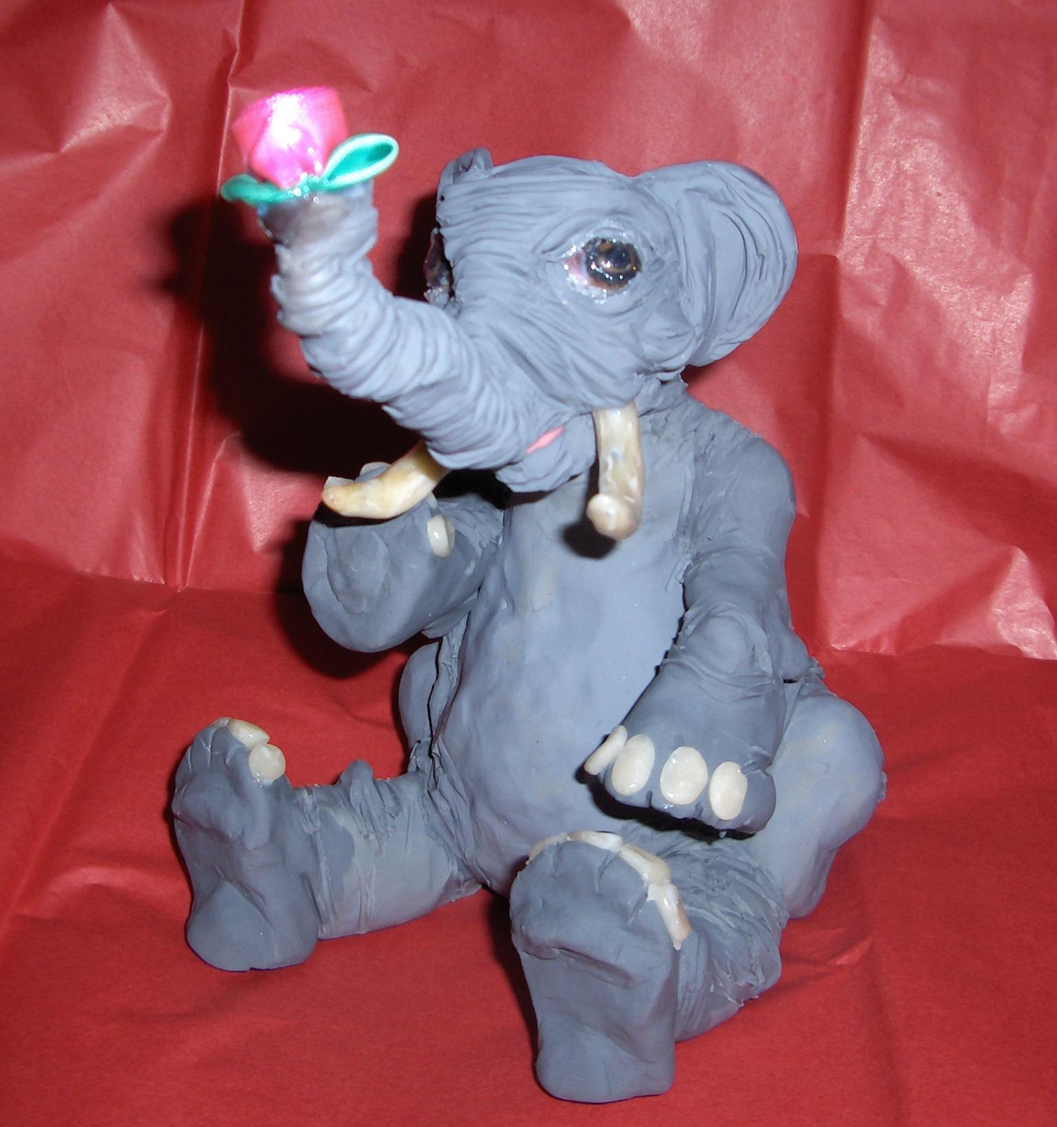 That Elephant by sparkyrat