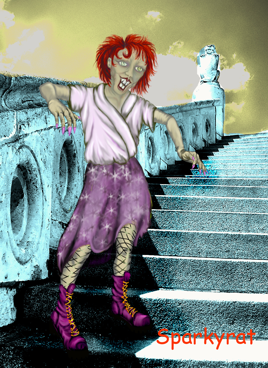 Lets Dance by sparkyrat