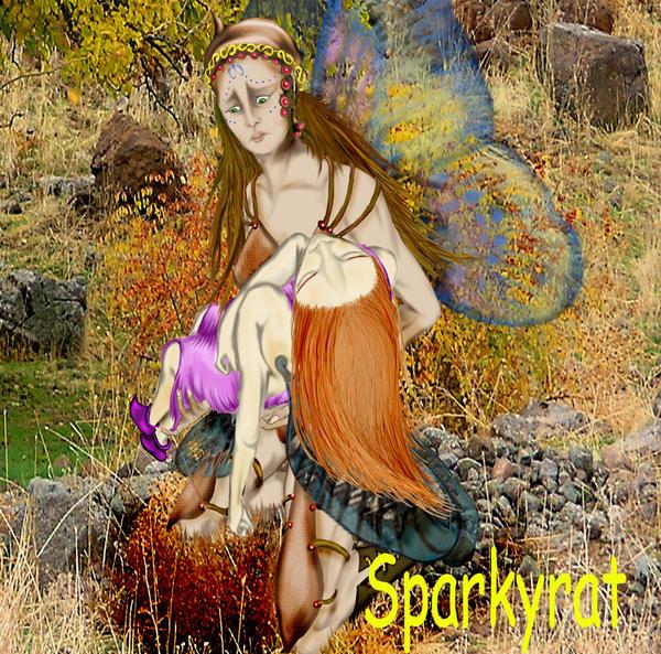Fallen Comrad by sparkyrat