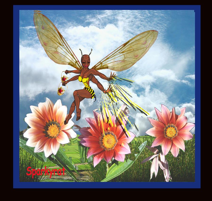 Pollenation by sparkyrat