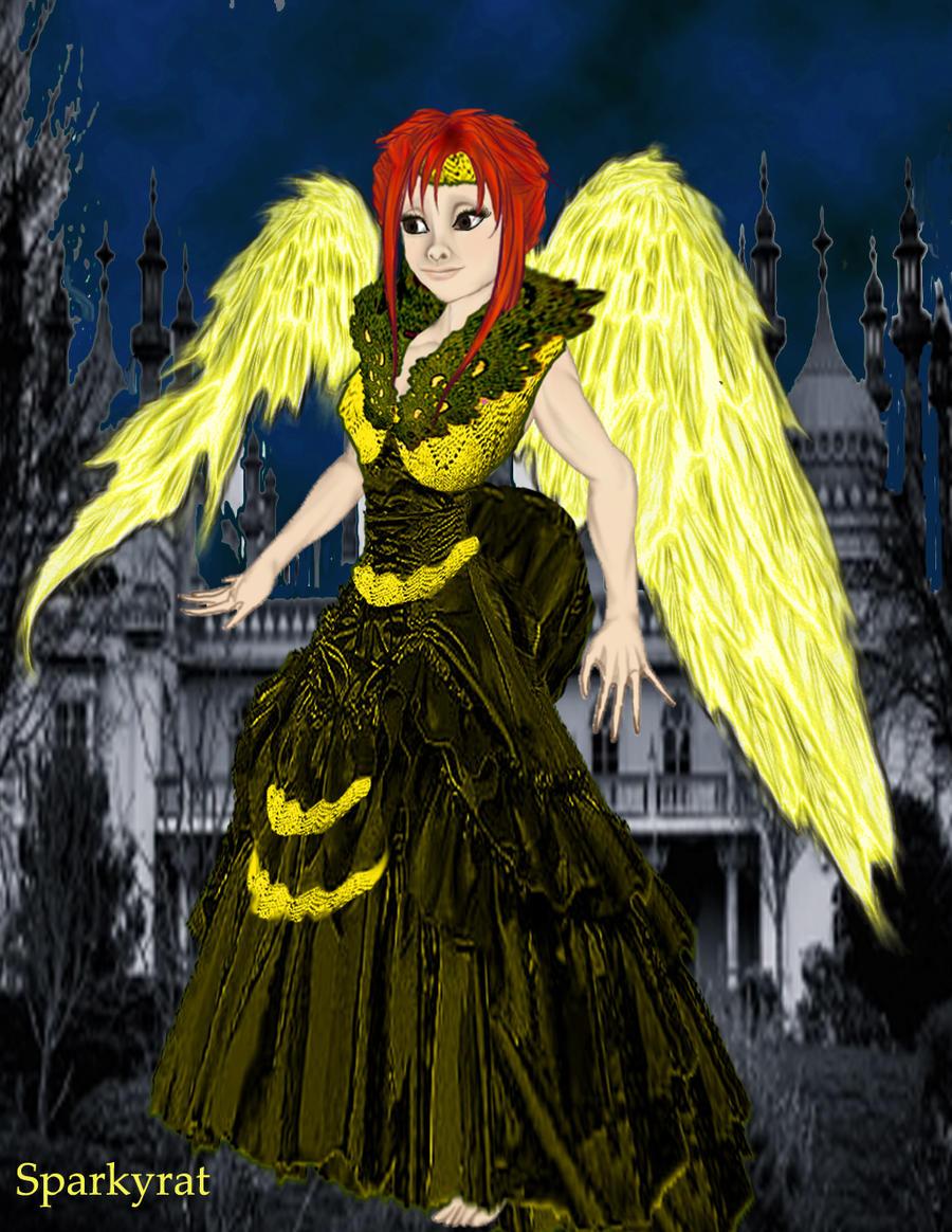 queen fairy by sparkyrat
