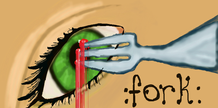 :fork: Emoticon Legend. by sparkyrat