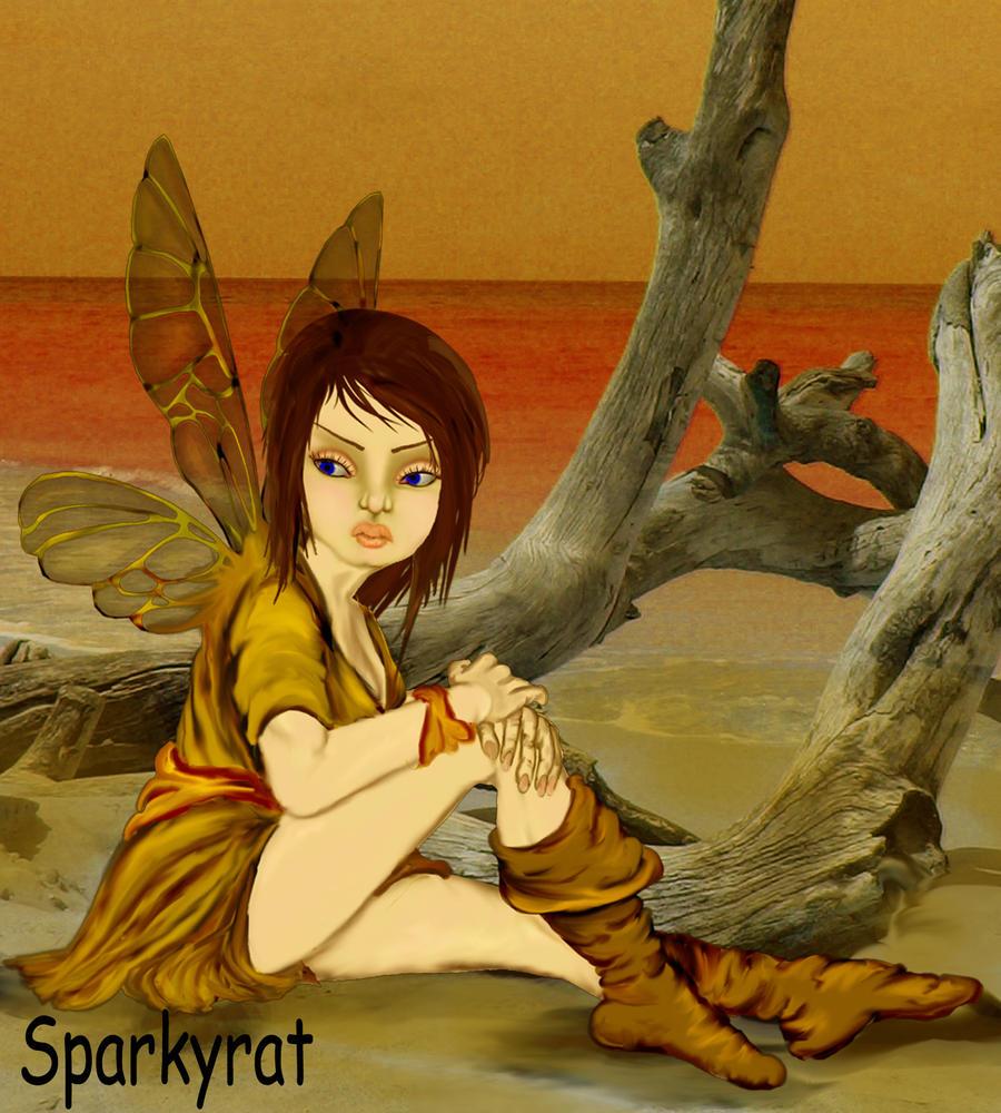 Alone by sparkyrat