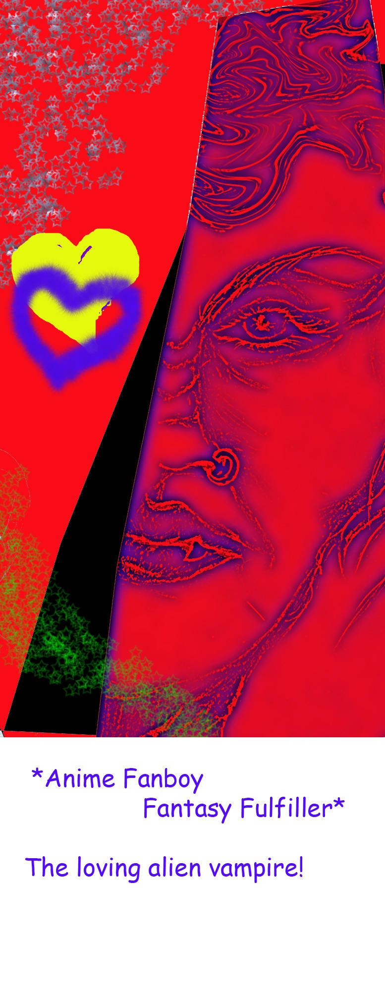 Alien Vampire by sparkyrat
