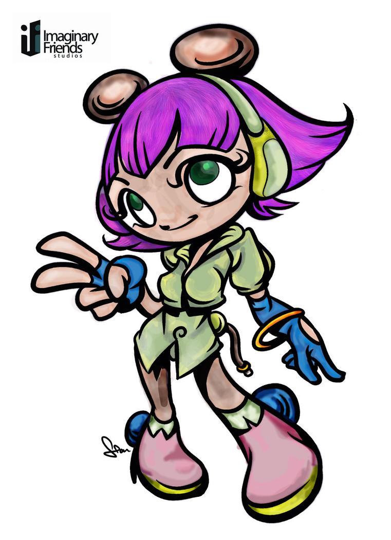 Imaginary Cutie SD by Artgerm by sparkyrat