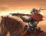 Balestriere a cavallo