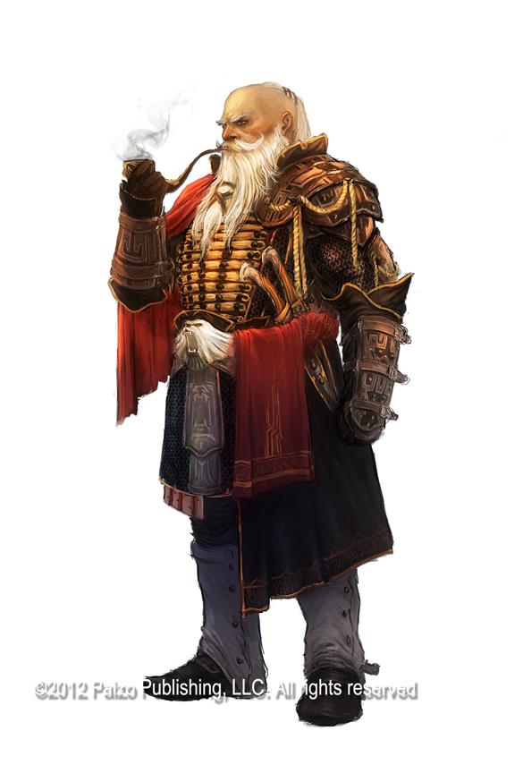 Guild Master by Satibalzane
