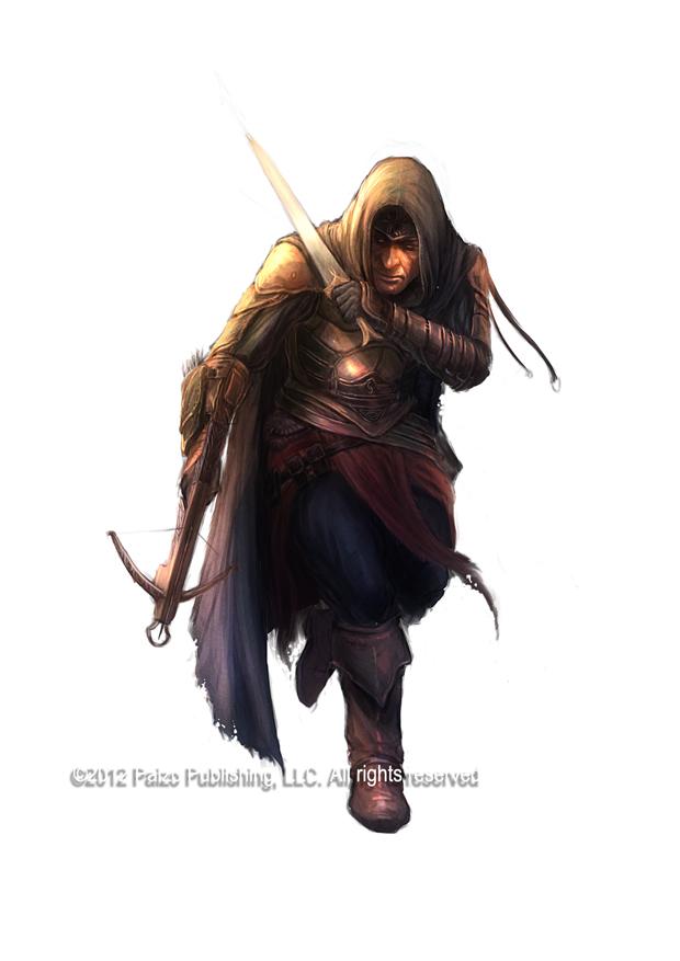 Guild Initiate by Satibalzane