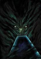 Abitatore del buio by Satibalzane