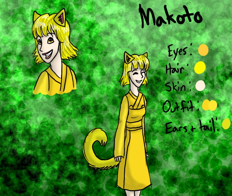 My RP and Walfas girls. - Page 2 Makoto_by_sagashiindustries-d33qqk8