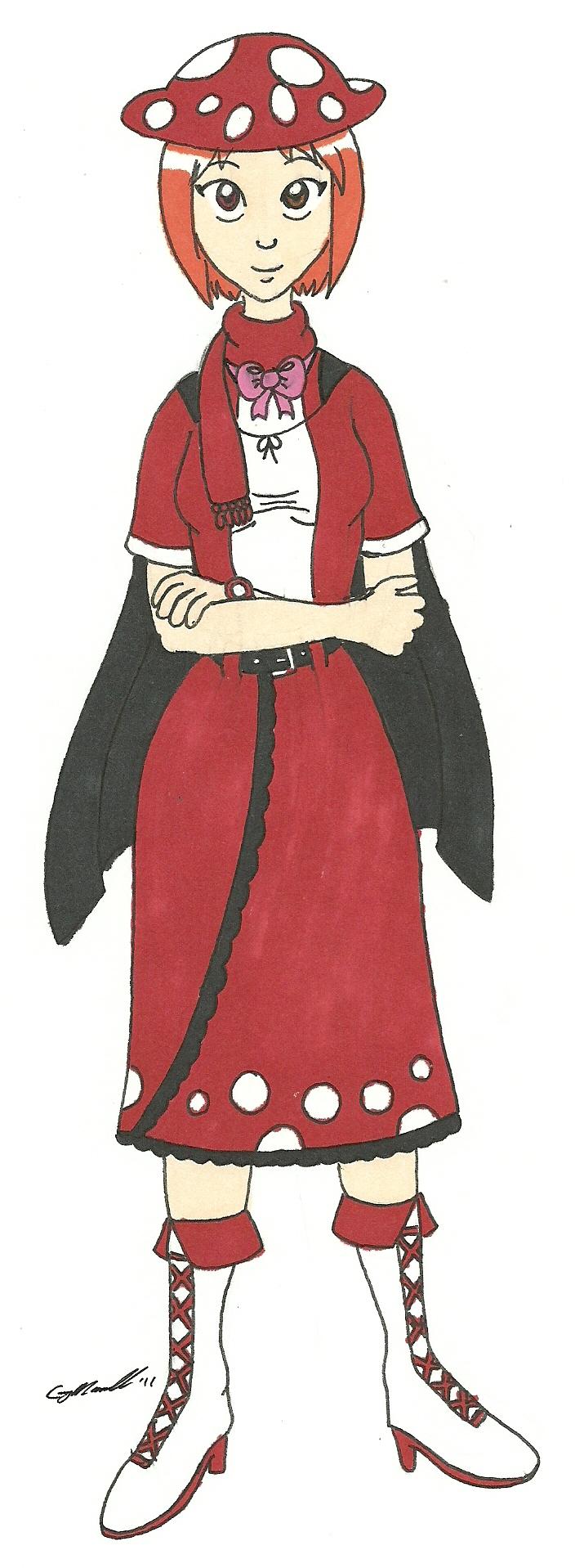 My RP and Walfas girls. - Page 2 Maki_kino_by_sagashiindustries-d3at5m7