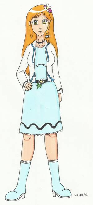 Koyomi Alt outfit