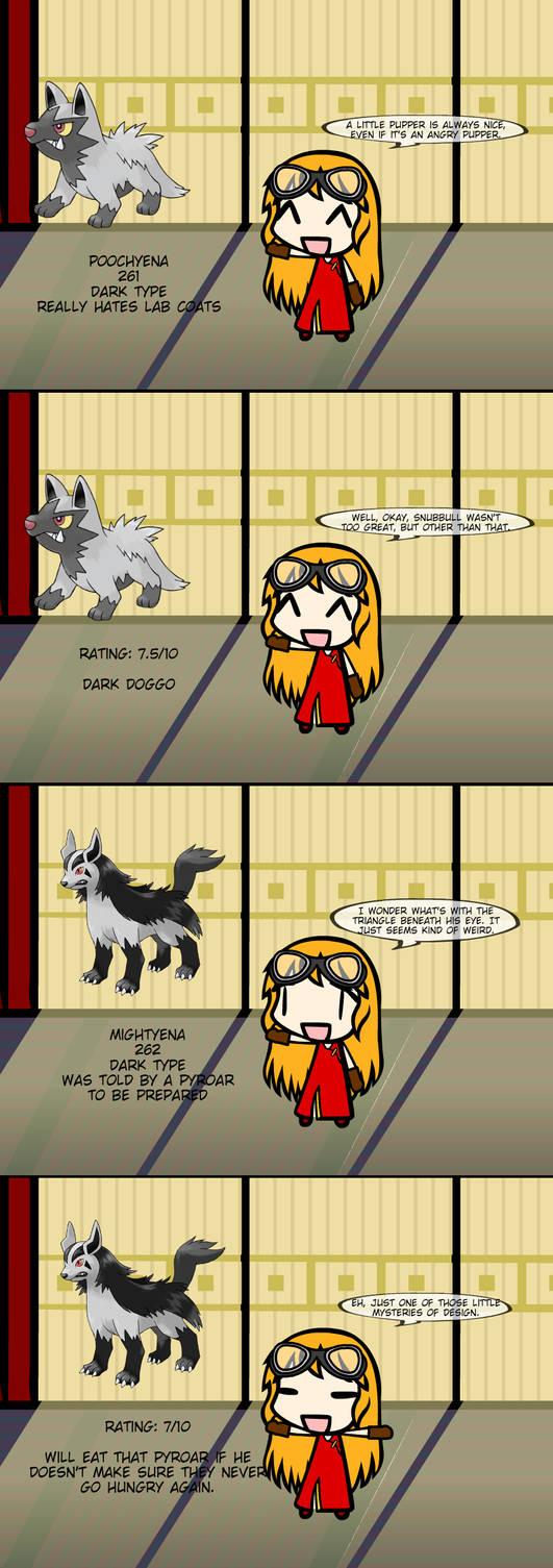Lilina Reviews Pokemon Families 129