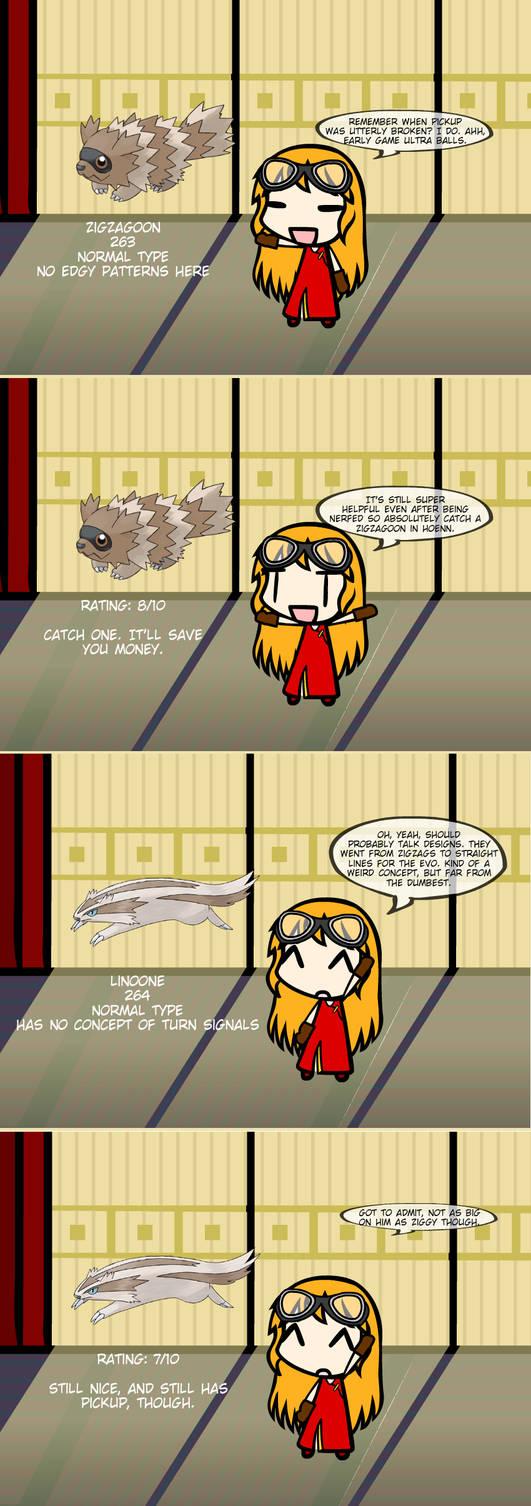 Lilina Reviews Pokemon Families 130