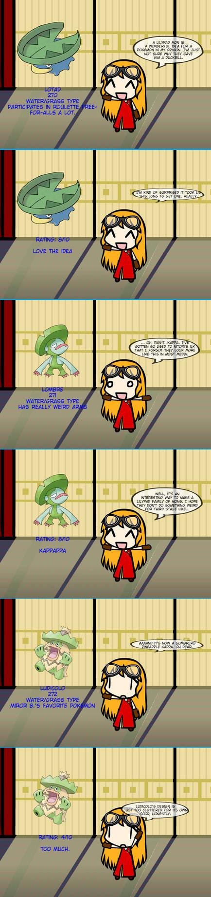 Lilina Reviews Pokemon Families 132