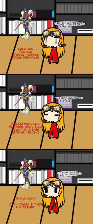 Lilina Reviews Robot Masters 65