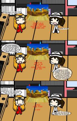 Lilina and Z Reviews Mario Kart Tracks 77
