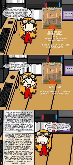 Lilina Reviews Pokemon Gyms 2