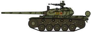 Panzer Type 6 Kriegsmesser