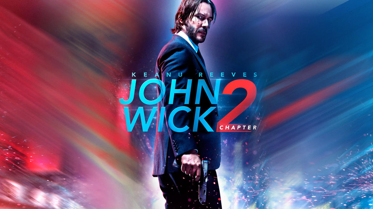 John Wick: Chapter 2 (2017) 4K Wallpaper by MadMike-FX on ...