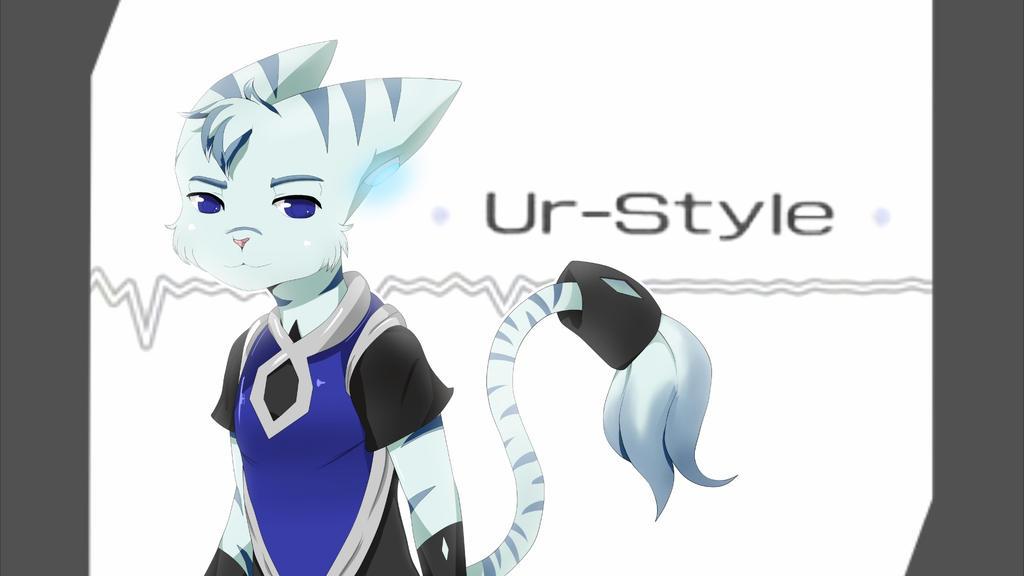 UTAU Anniversary - Ur-Style - DENGEN by Gran678