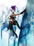 Riku still alive: Mirror's Edge