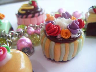 Roses and Cream Cake