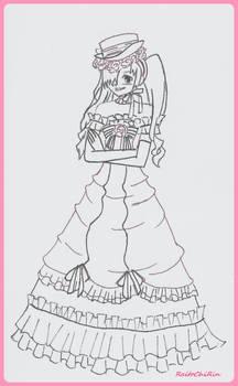 Ciel Phantomhive In A Dress