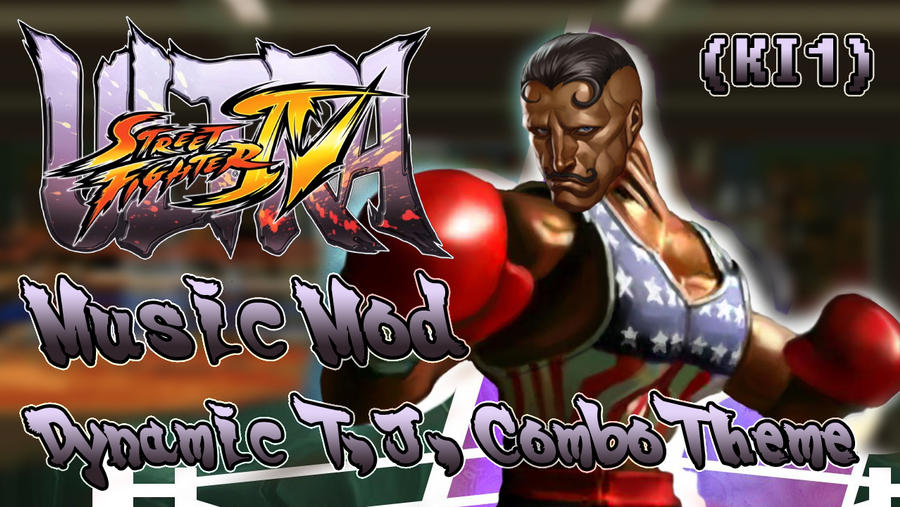 USF4 Dynamic Music Mod - TJ Combo's theme (KI1) by ATRyoSakazaki on