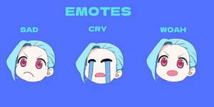 OC Emotes