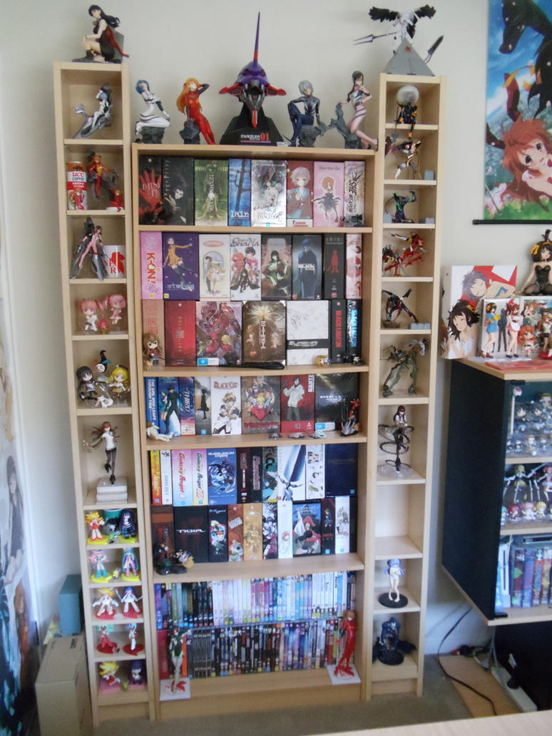 Anime Figure Collection Anime Dvds Figures By Celestrial Hardrave